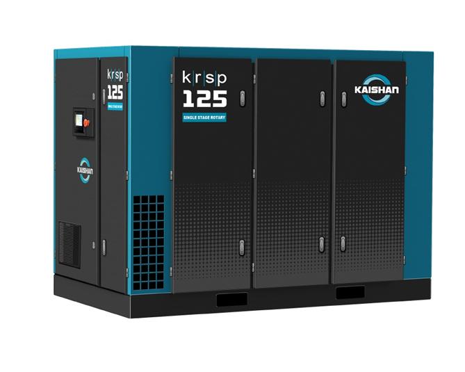 Compresores de tornillo KRSP