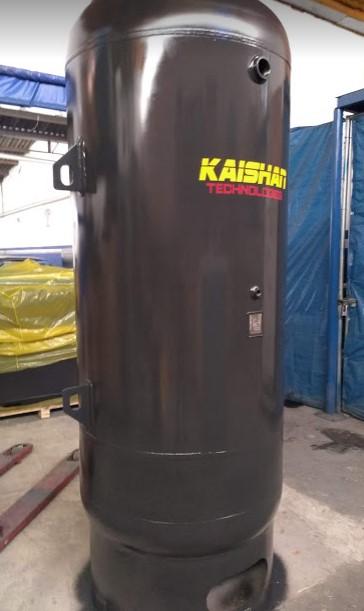 tanque de 2000 litros vertical