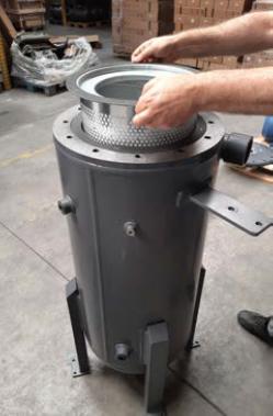Separador aire aceite